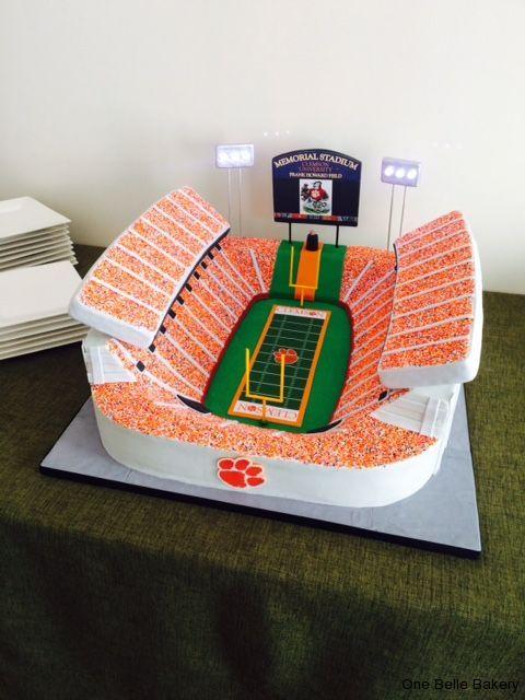 Clemson Football One Belle Bakery