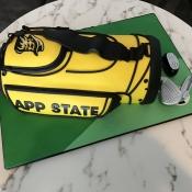 APP State Golf Bag