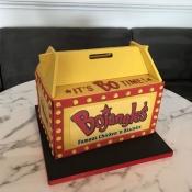Bojangles Cake