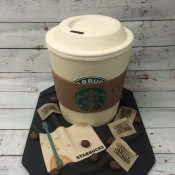 Starbucks Cup Cake