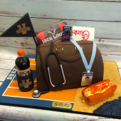Medical Bag Cake