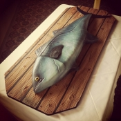 3D Fish Cake