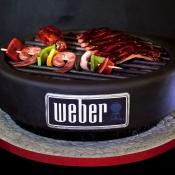 Weber Grill Cake