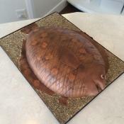 3D Flounder Cake