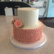 Simple & Classic Party Cake