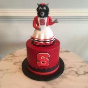 Mrs. Wolf Cake