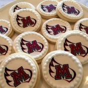 Meredith College Sugar Cookies