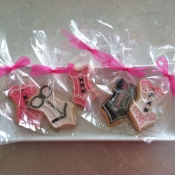 Bachelorette Sugar Cookies