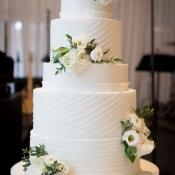 Tall Textured Cake