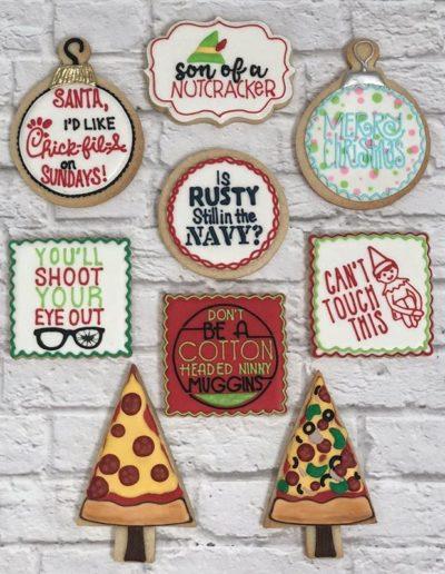 OneBelleBakery-DecoratedCookies-Christmas