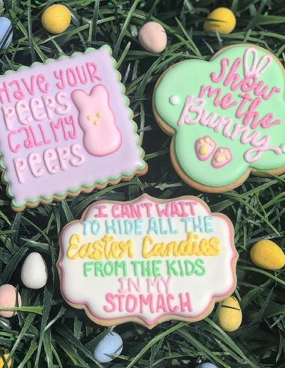 OneBelleBakery-DecoratedCookies-Easter
