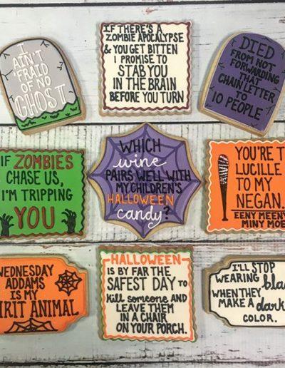 OneBelleBakery-DecoratedCookies-Halloween