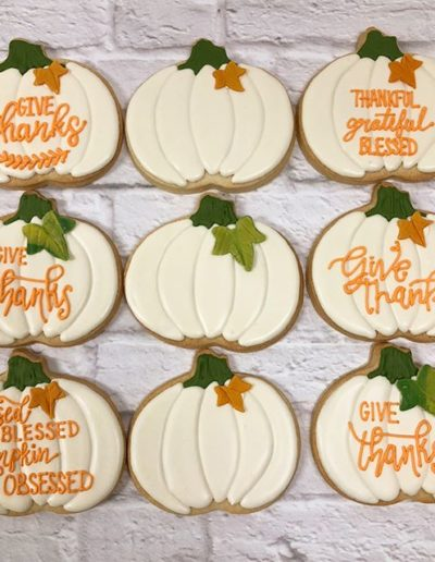 OneBelleBakery-DecoratedCookies-Thanksgiving