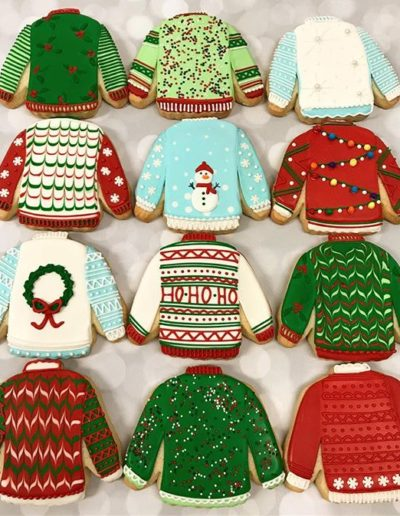 OneBelleBakery-DecoratedCookies-UglySweater