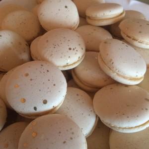 French Macaroons - vanilla