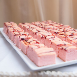 Pastry Squares - Pink