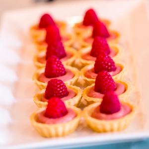 Tartlets - Raspberry